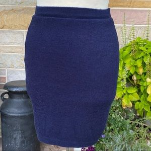American Apparel Knit Skirt